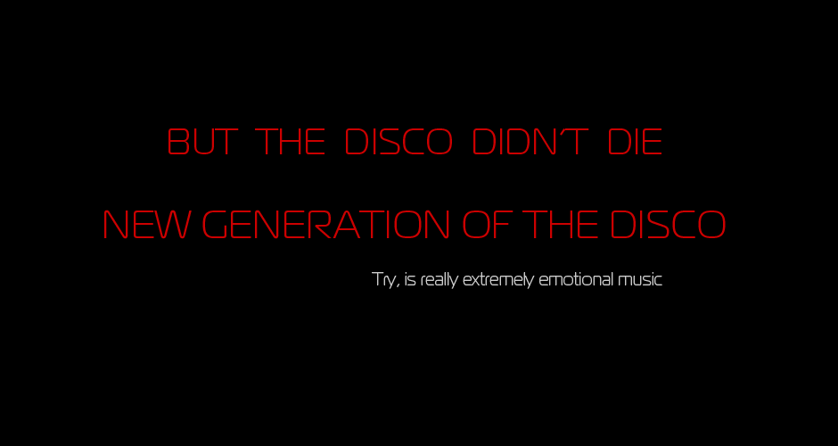 NEW-GEN-DISCO